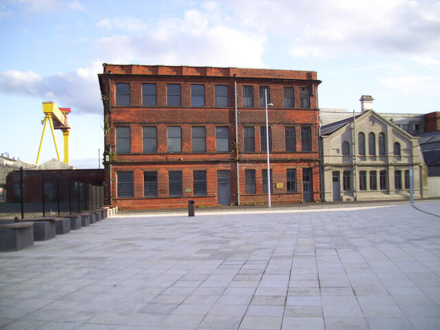 Harland & Wolff Drawing Offices (Titanic Hotel)